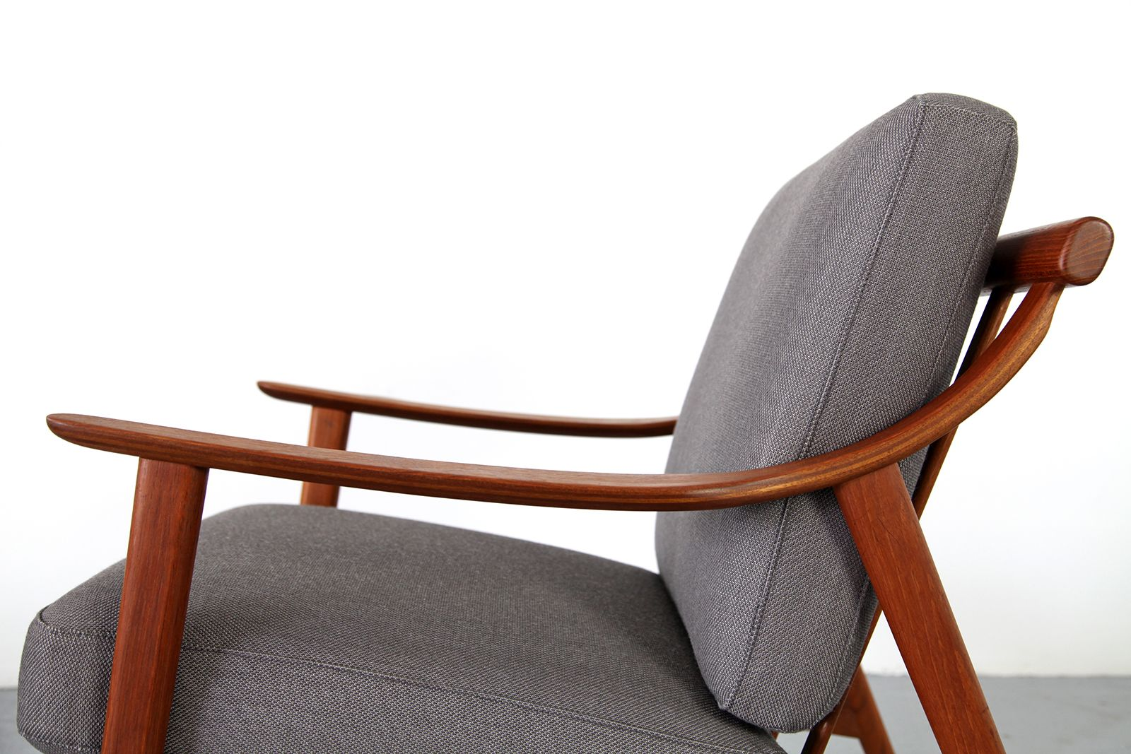 Danish Modern Lounge Chair 1960 For Sale At Pamono