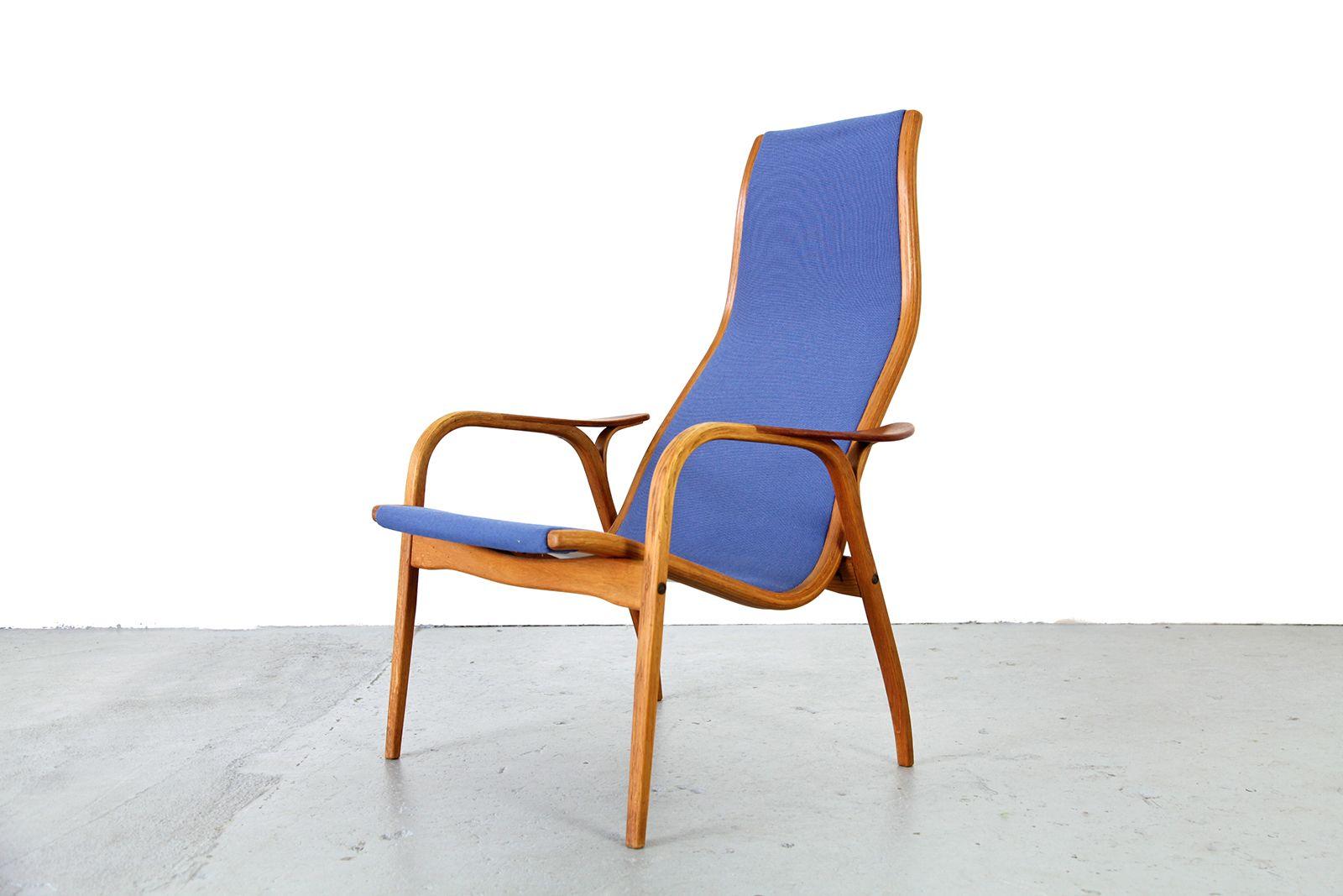 Lamino Lounge Sessel von Yngve Ekström für Swedese bei Pamono ka