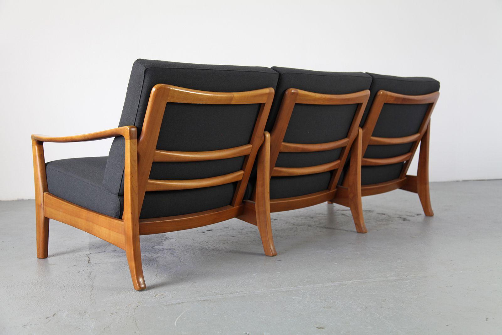 Mid Century Sofa Aus Deutschland 1950er Bei Pamono Kaufen