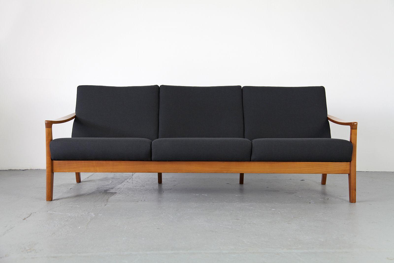 Mid Century German Sofa 1950s For Sale At Pamono