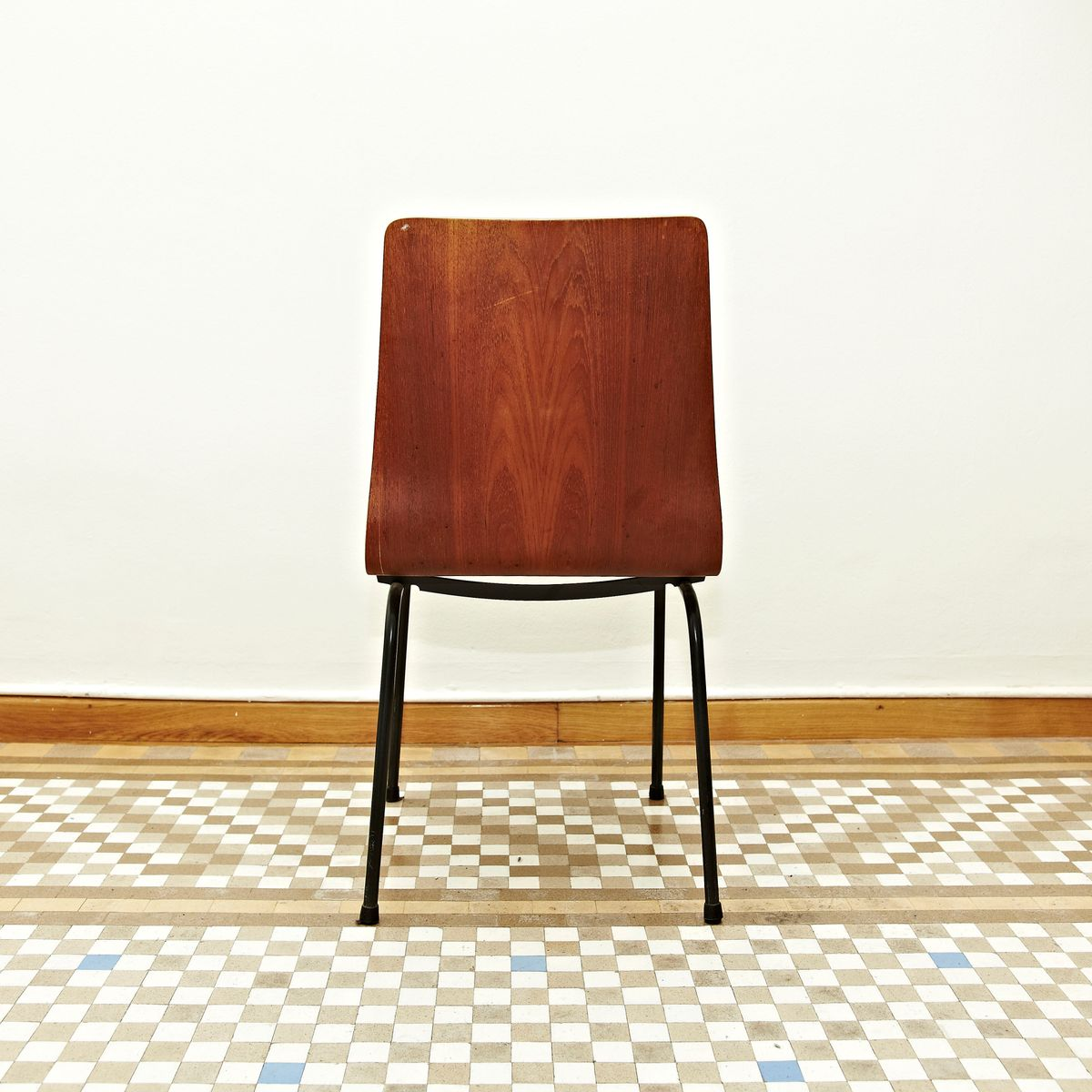 Plywood chair by friso kramer for auping for sale at pamono