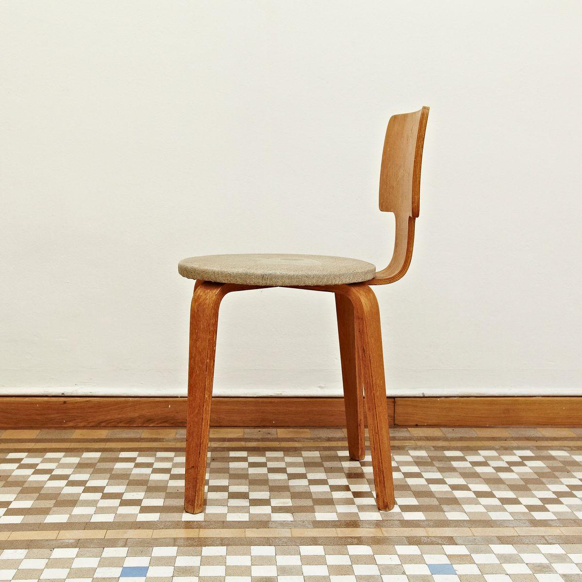 519 sperrholz stuhl von cor alons f r den boer bei pamono for Stuhl design holland