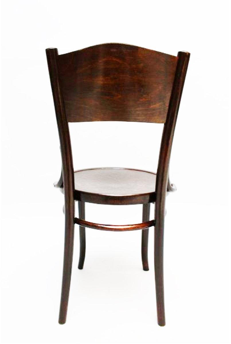 Beech Wood Chair From Thonet Mundus