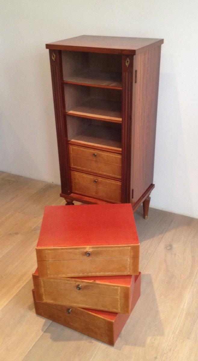 Vintage drawer cabinets set of for sale at pamono