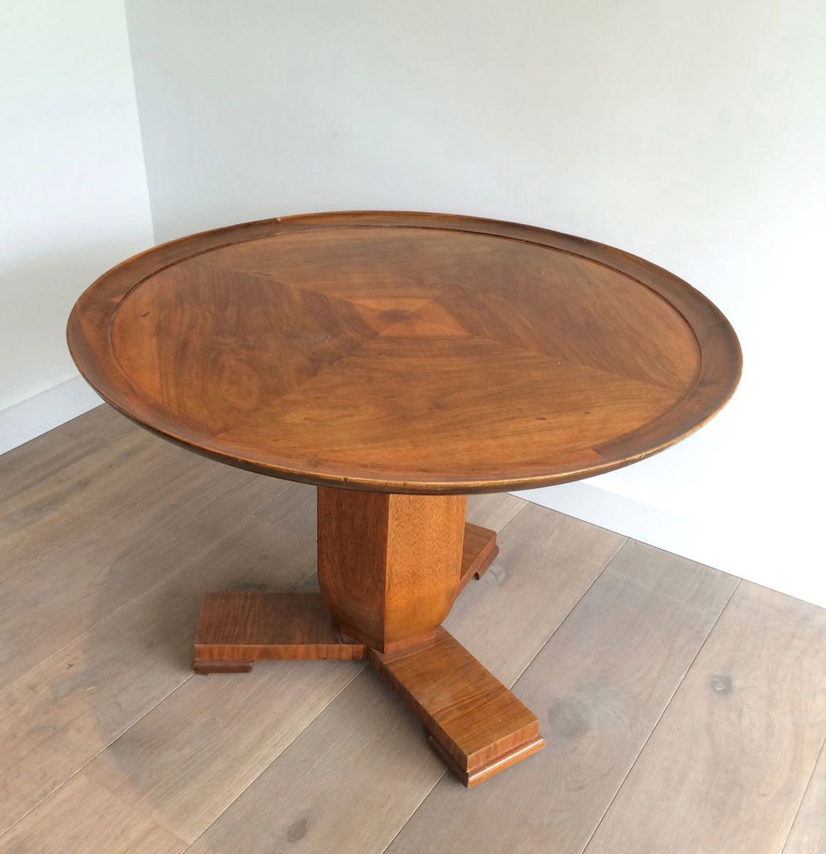 French Art Deco Coffee Table For Sale At Pamono