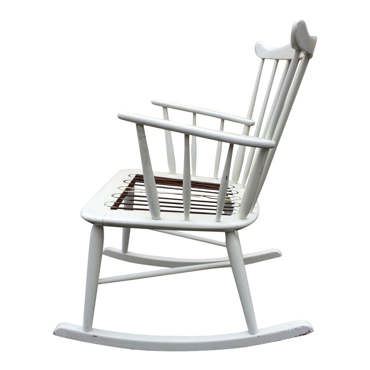 Wonderful image of FDB Rocking Chair by Børge Mogensen for FDB Møbler Denmark for sale  with #413530 color and 1200x1200 pixels