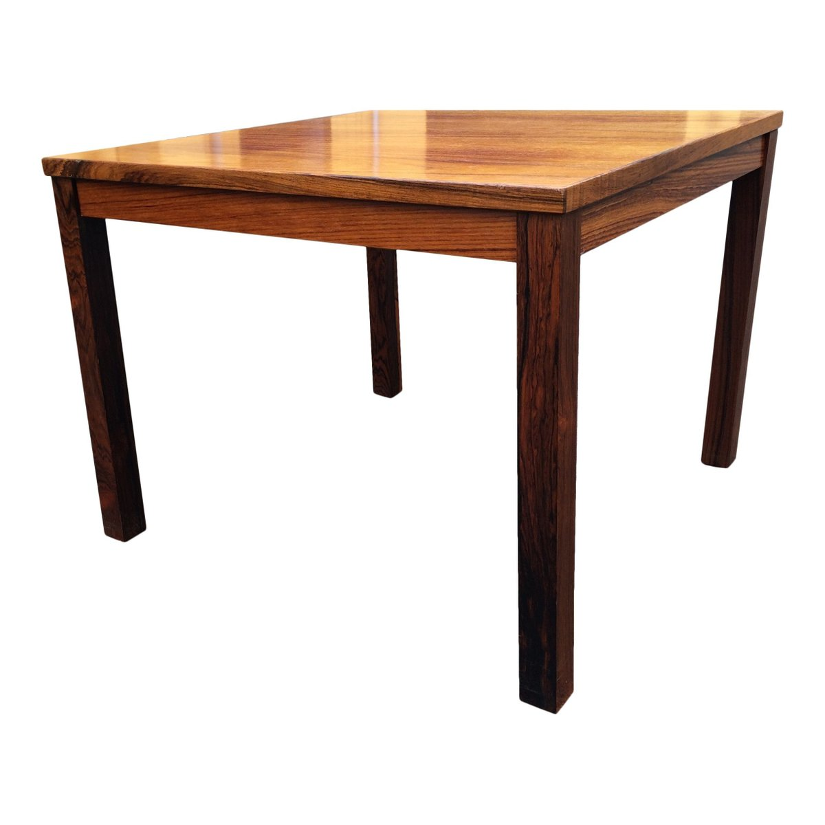 Delightful Danish Rosewood Coffee Table