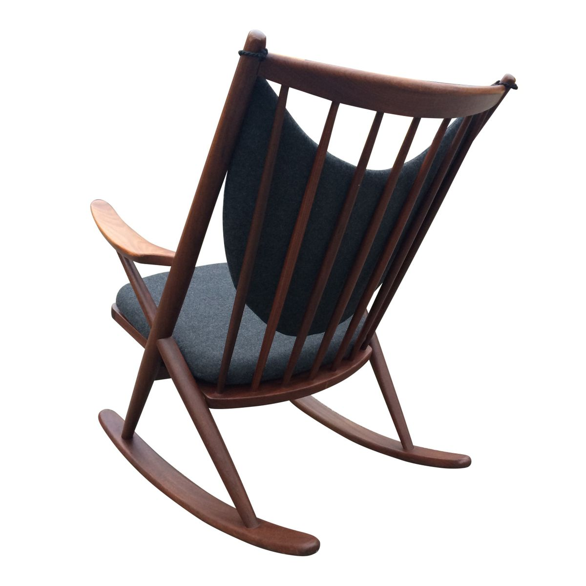 182 Rocking Chair by Frank Reenskaug for Bramin for sale