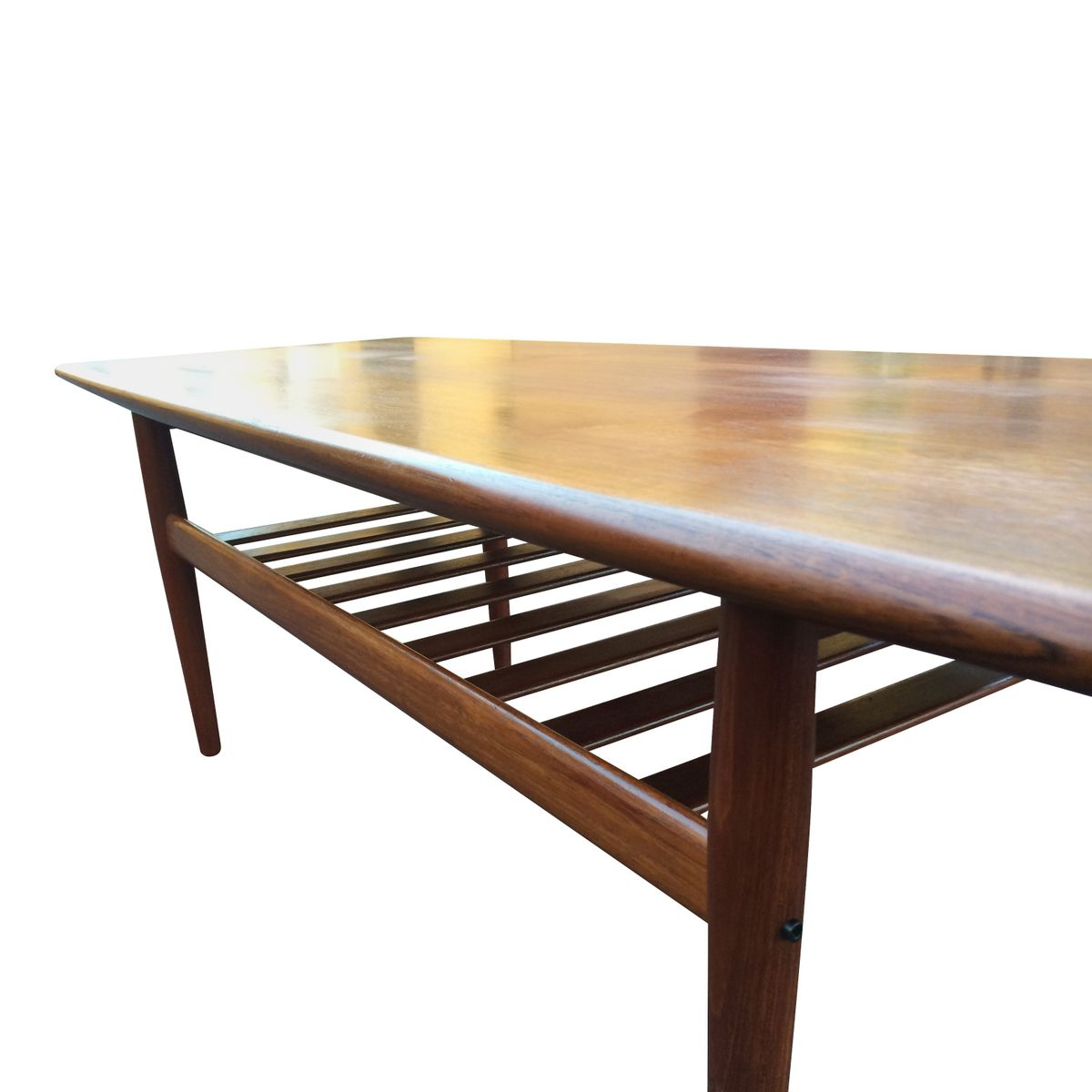 Teak Coffee Table By Grete Jalk For Glostrup M Belfabrik For Sale At Pamono