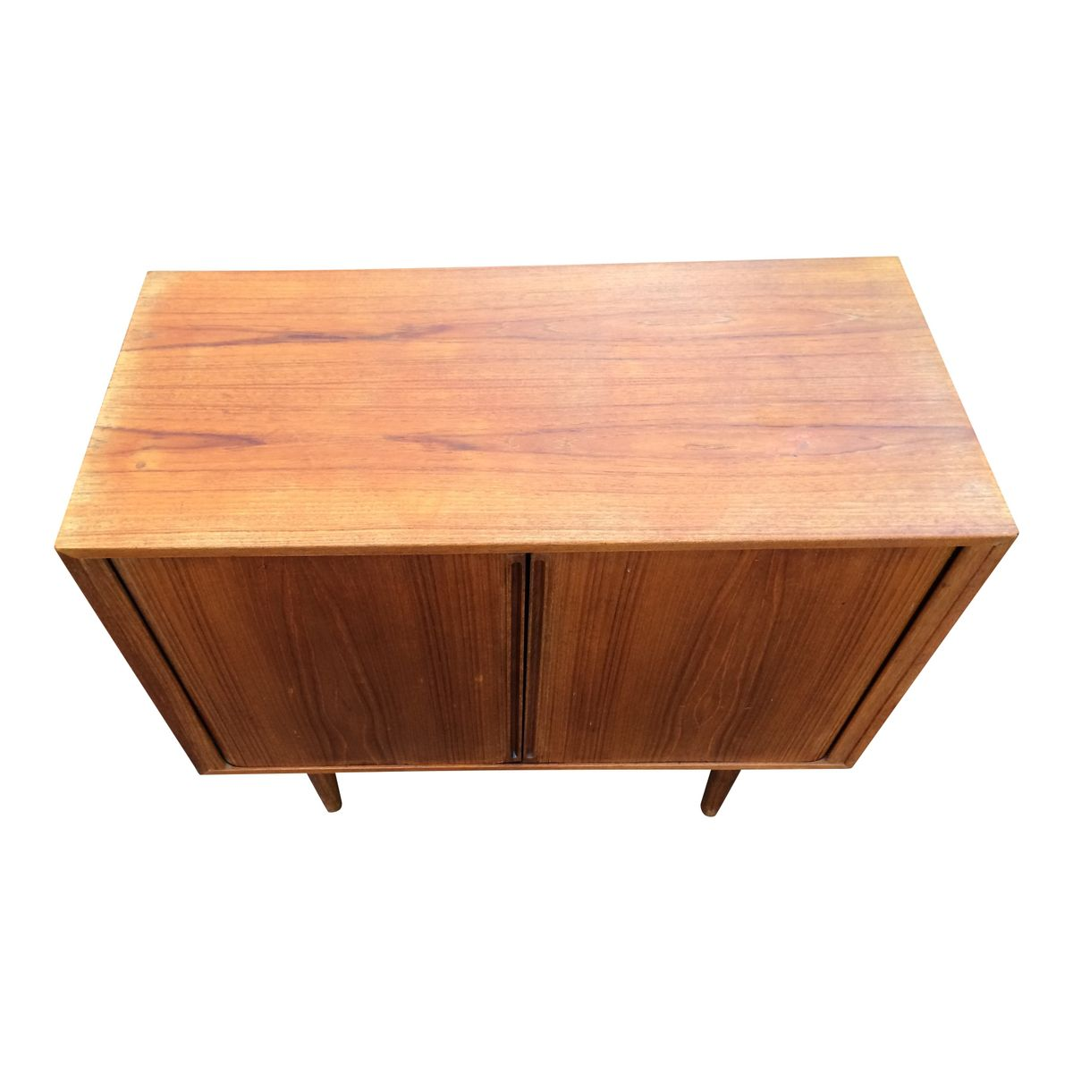 1960s Record Cabinet Record Cabinet And Sideboard By Kai Kristinsen For Feldballe