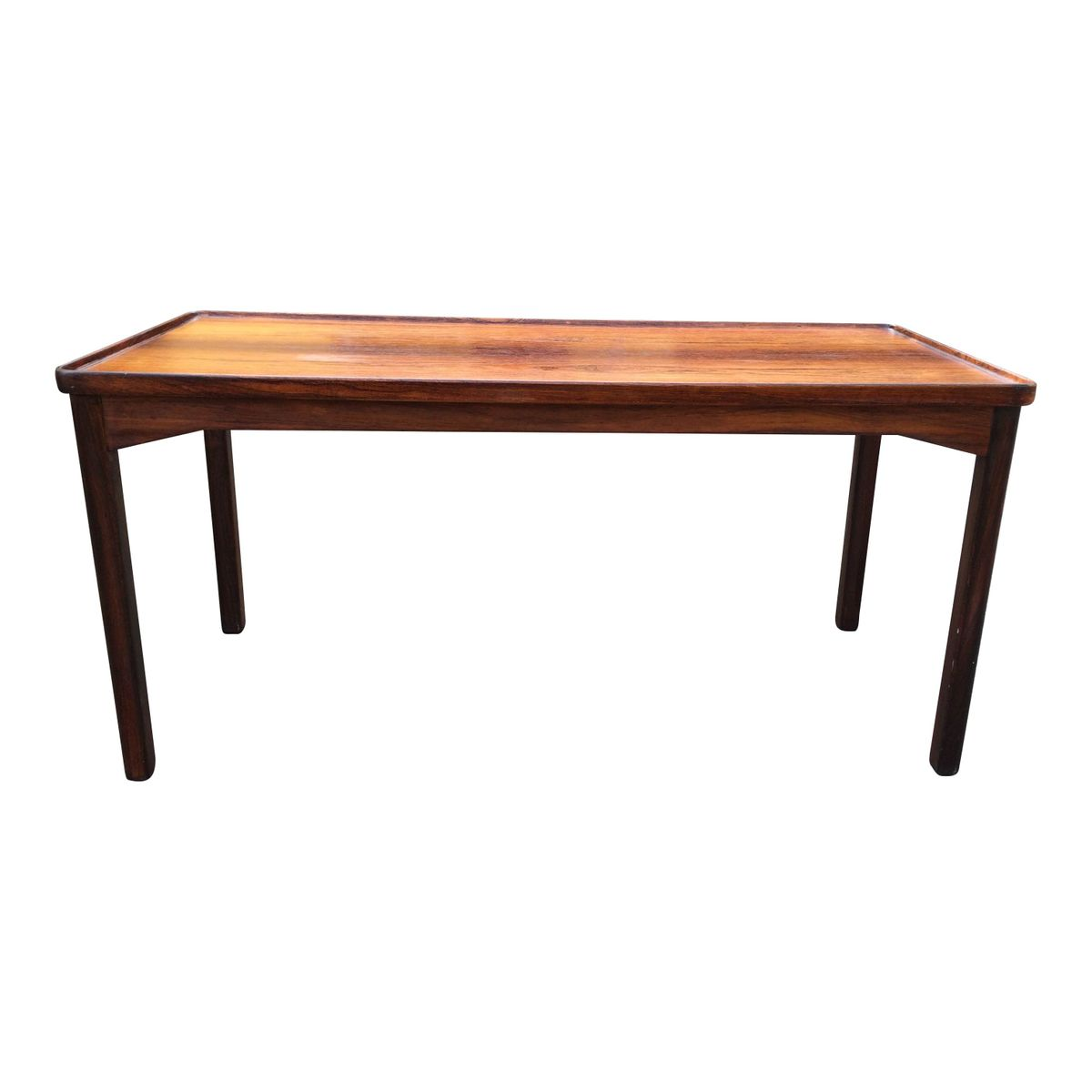 Danish Rosewood Coffee Table For Sale At Pamono
