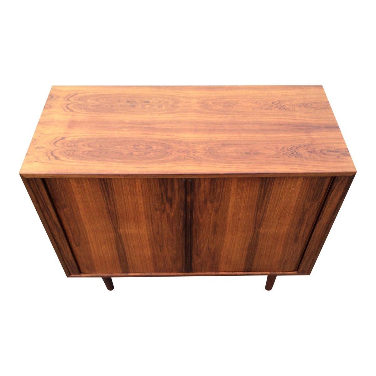 mid century palisandersideboard von kai kristiansen f r feldballe m bler bei pamono kaufen. Black Bedroom Furniture Sets. Home Design Ideas