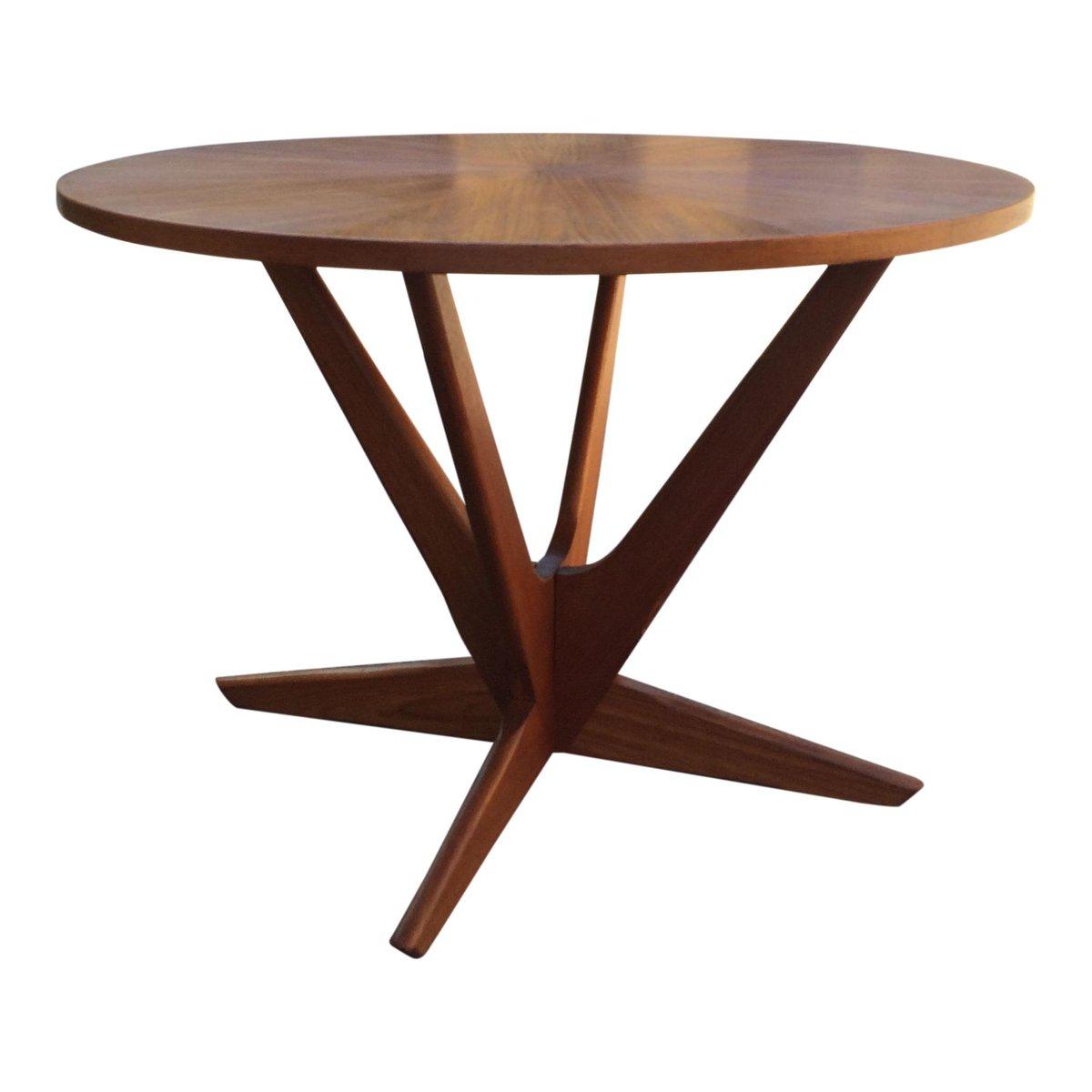 Kubus Teak Coffee Table by Søren Georg Jensen for Tønder ...