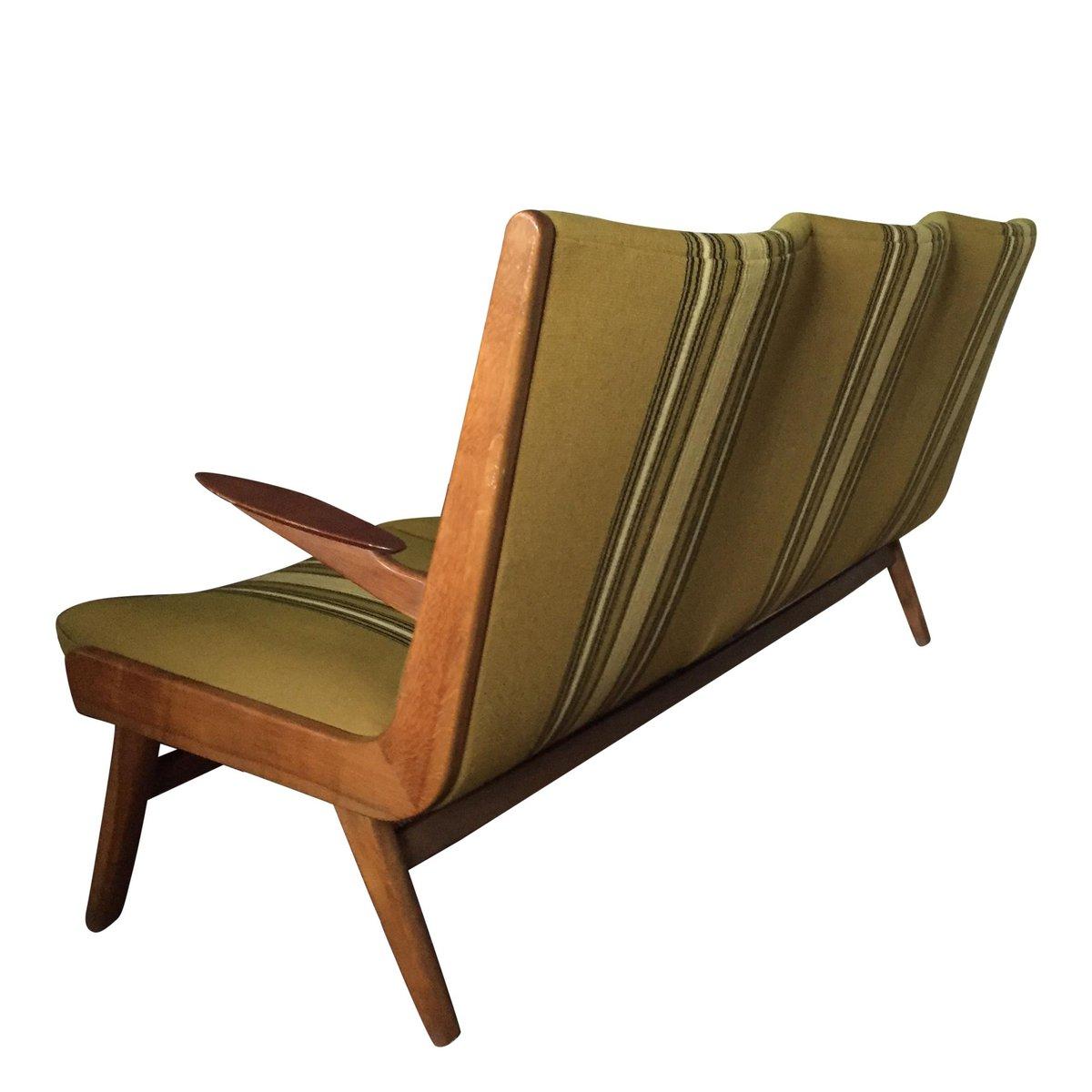 Scandinavian Teak Sofa 1960s For Sale At Pamono