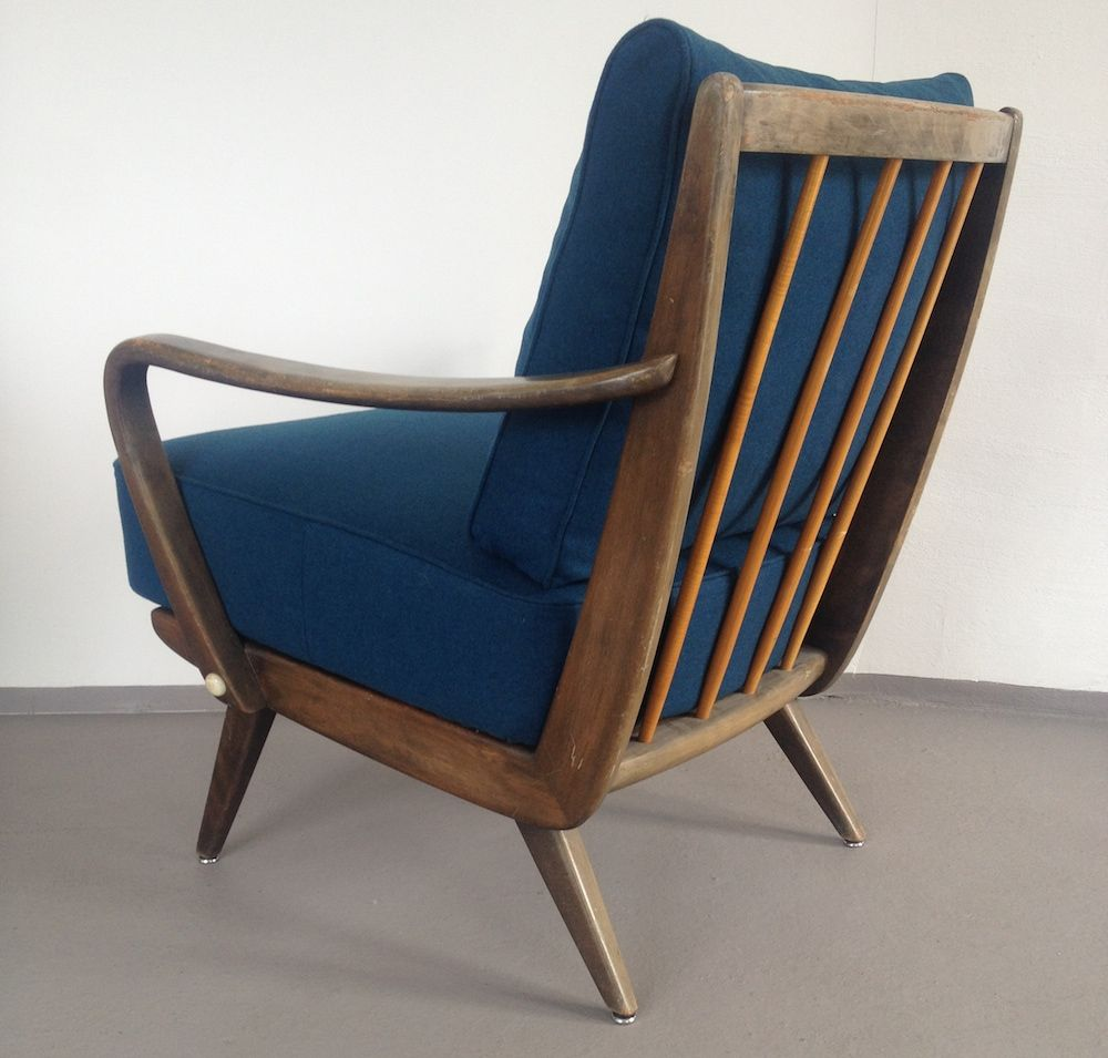 Knoll antimott easy chair from walter knoll for sale at pamono - Knoll inc chairs ...