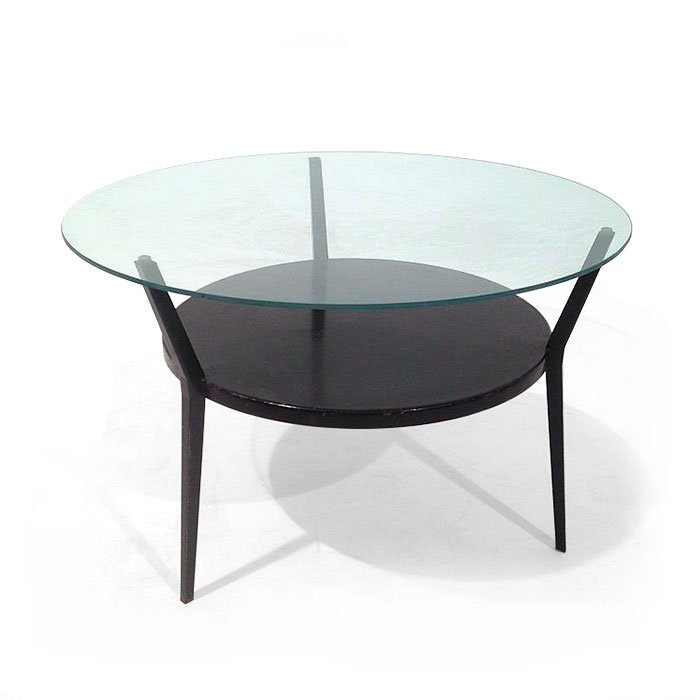 Roundabout Coffee Table By Friso Kramer, 1960s For Sale At