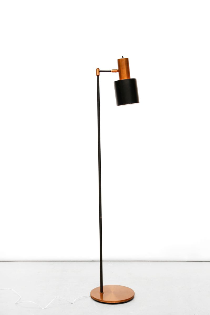 studio floor lamp by jo hammerborg for fog morup for