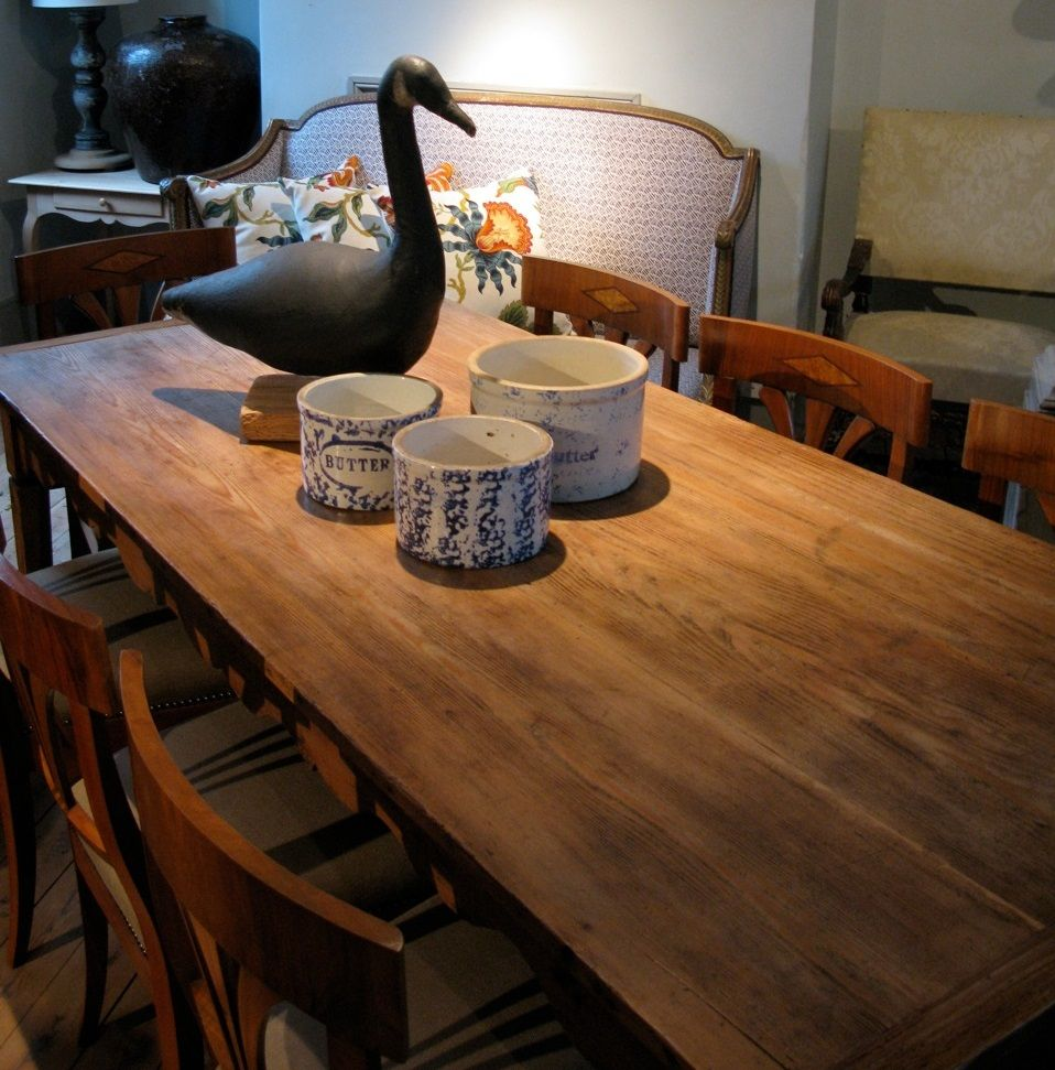 Country Dining Tables French Country Dining Table 19th Century For Sale At Pamono