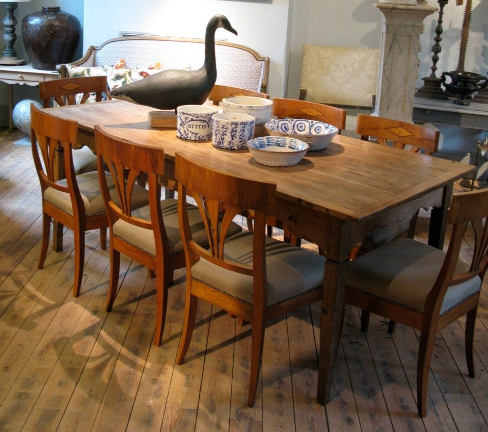 French Country Dining Table 19th Century For Sale At Pamono
