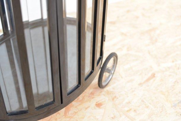 vintage art deco bar trolley for sale at pamono. Black Bedroom Furniture Sets. Home Design Ideas