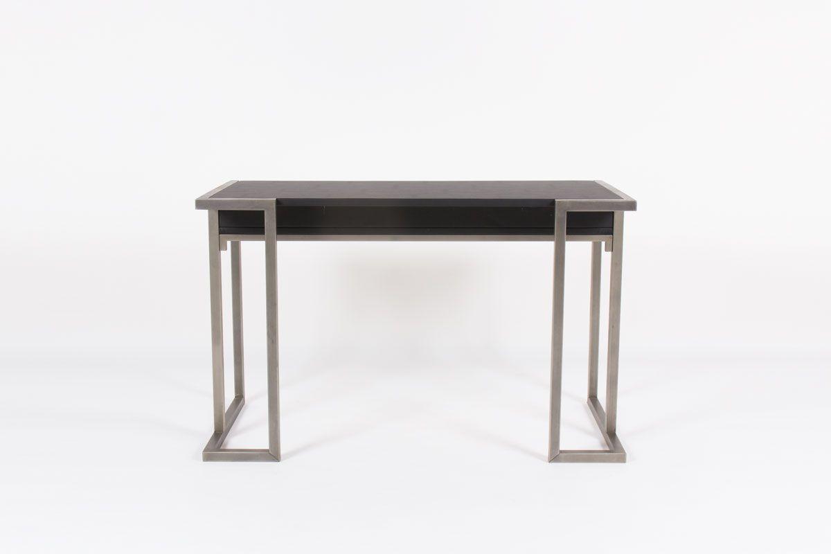 French industrial desk 1970 for sale at pamono - Bureau design vintage ...