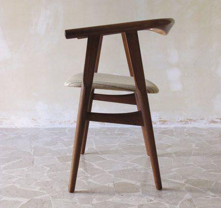 ge525 stuhl von hans j wegner f r getama 1969 bei pamono kaufen. Black Bedroom Furniture Sets. Home Design Ideas