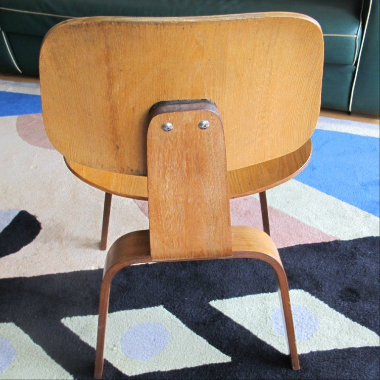 DCW Chair by Charles Eames for Herman Miller for sale at