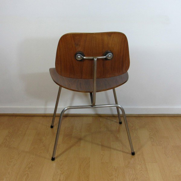 DCM Chair by Charles Eames for Evans Products for sale at