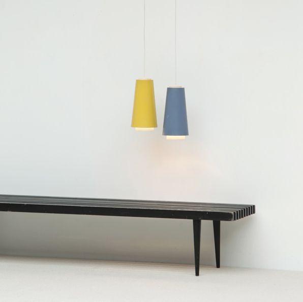 Bunte pilastro lampen von pilastro 2er set bei pamono kaufen for Lampen niederlande