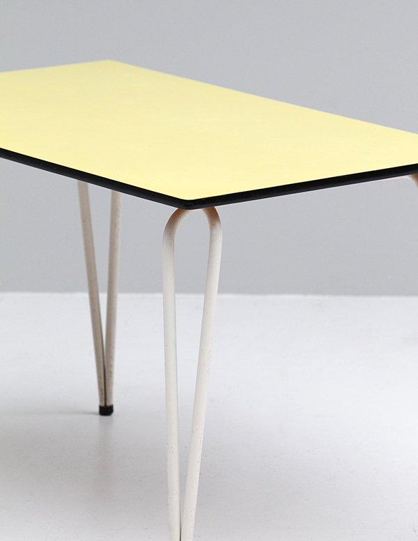 yellow k chentisch bestseller shop f r m bel und. Black Bedroom Furniture Sets. Home Design Ideas