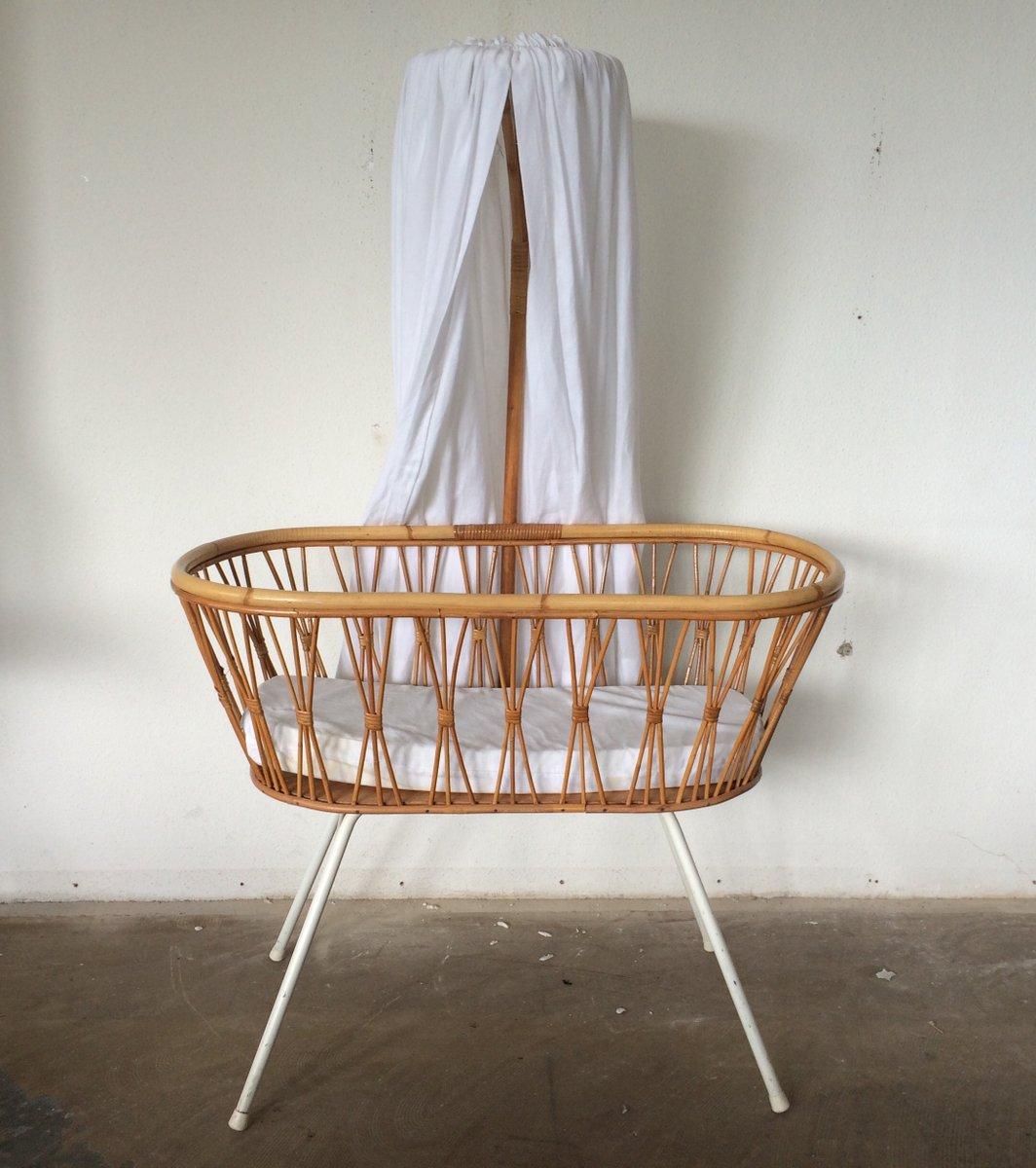 Vintage crib for sale - Vintage Baby Crib From Roh Noordwolde
