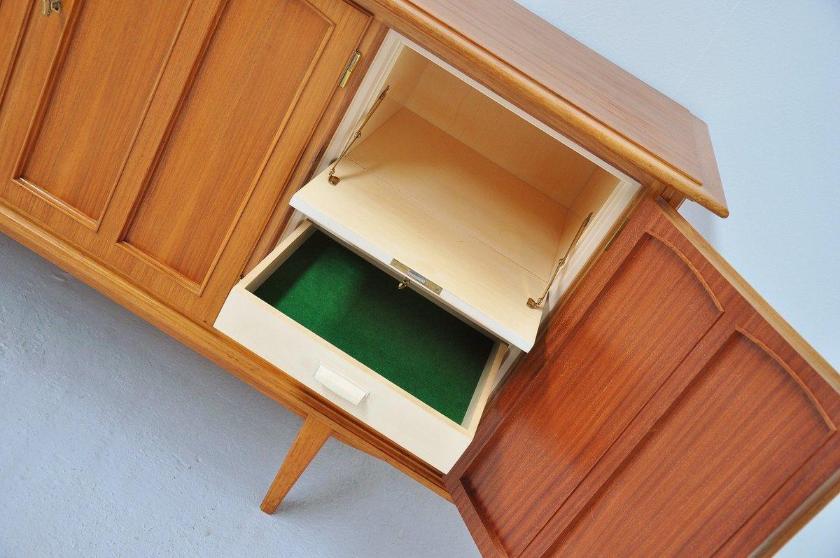 kleines sideboard aus buche 1960er bei pamono kaufen. Black Bedroom Furniture Sets. Home Design Ideas