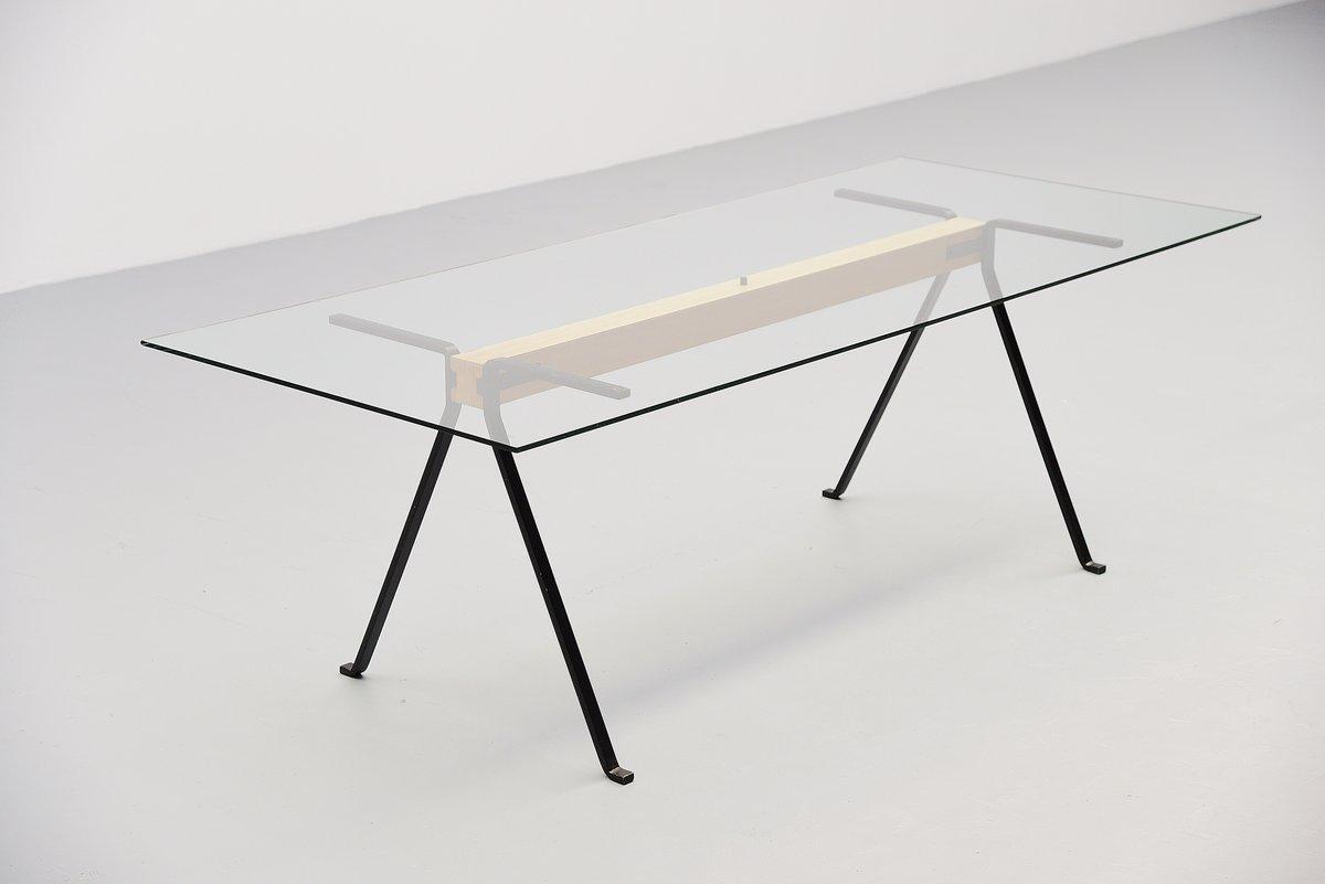 esstisch von enzo mari f r driade 1973 bei pamono kaufen. Black Bedroom Furniture Sets. Home Design Ideas