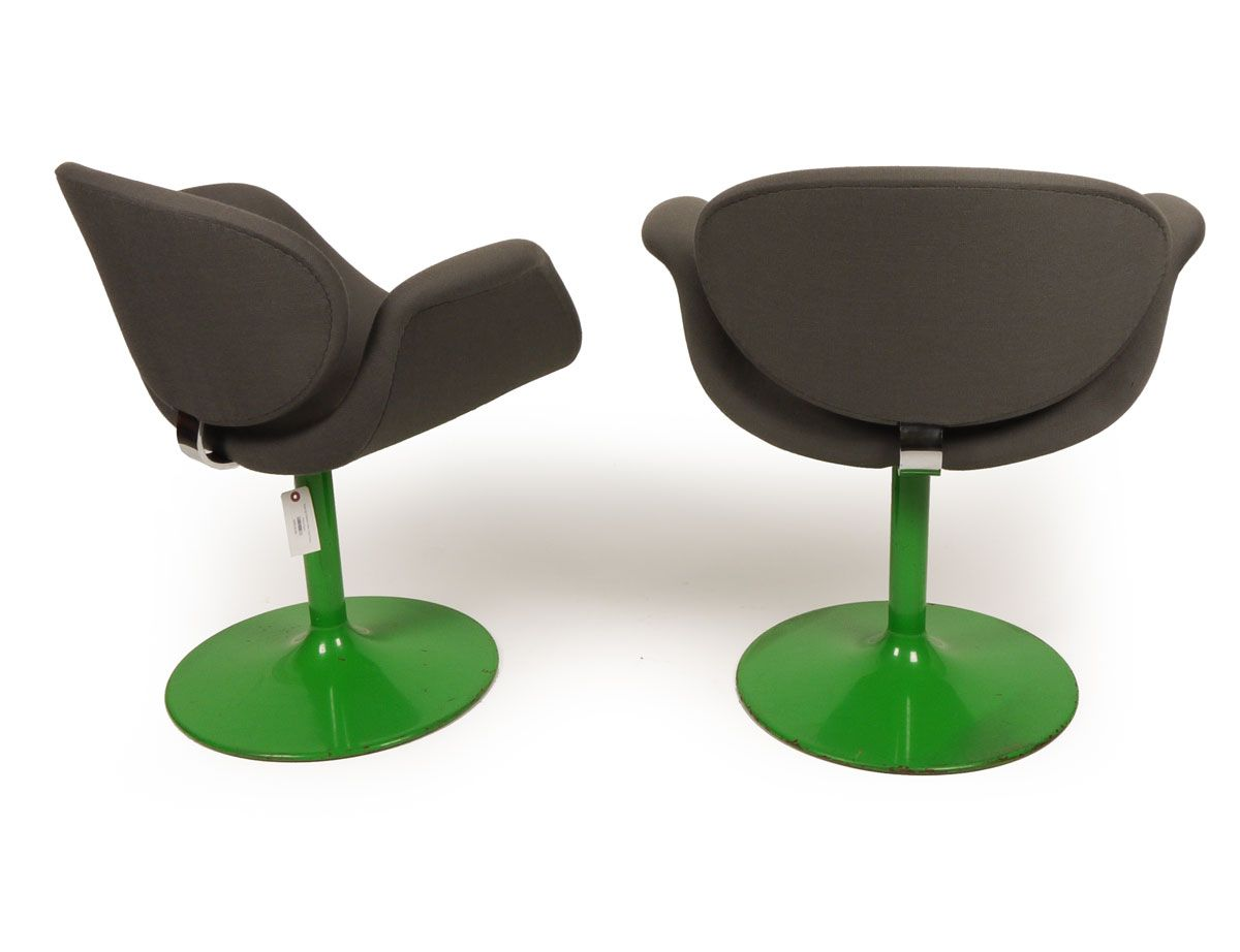 Tulip chairs by pierre paulin for artifort set of 2 for sale at pamono - Tulip chairs for sale ...