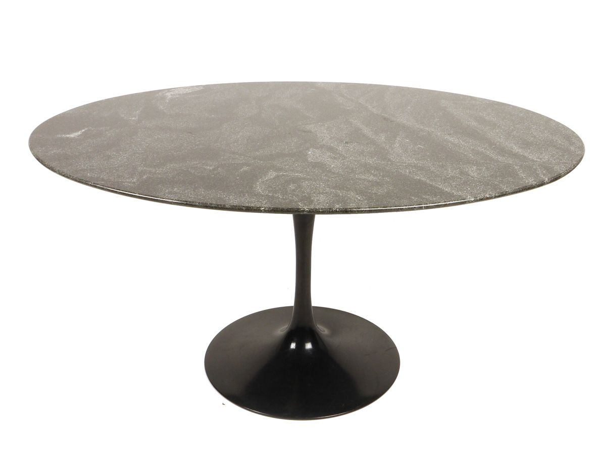 table basse par eero saarinen pour knoll en vente sur pamono. Black Bedroom Furniture Sets. Home Design Ideas