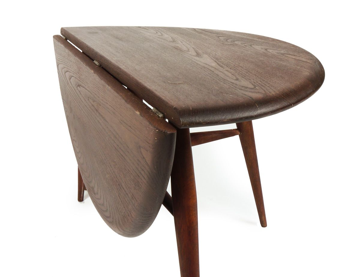 Folding Coffee Table From Ercol For Sale At Pamono