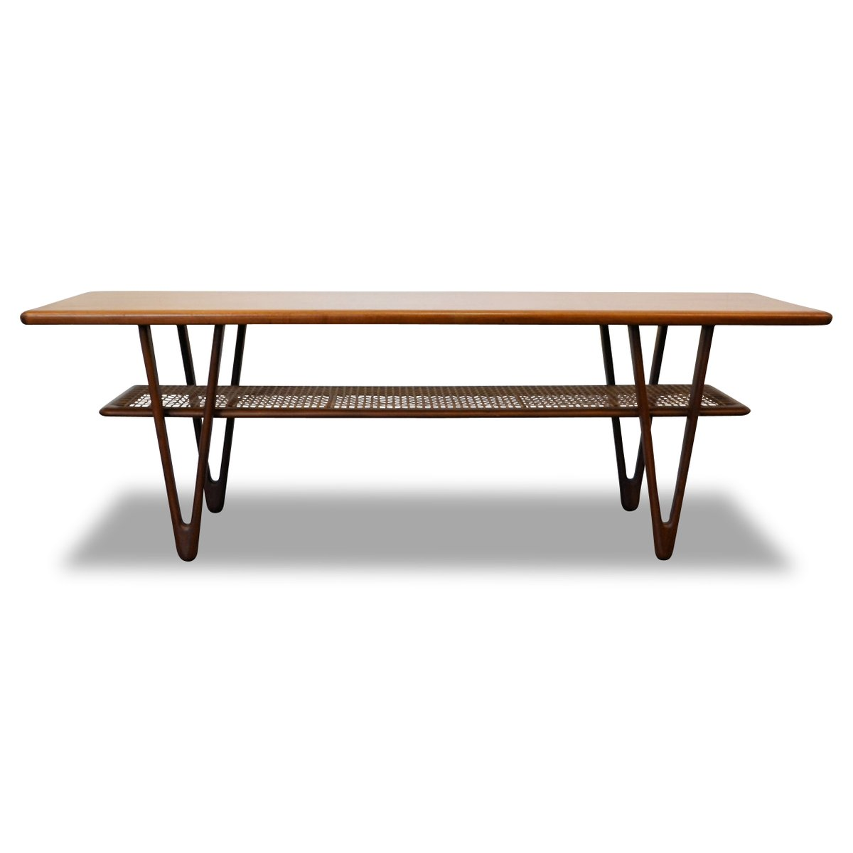Mid century modern danish teak coffee table 1950s for sale at pamono Modern teak coffee table