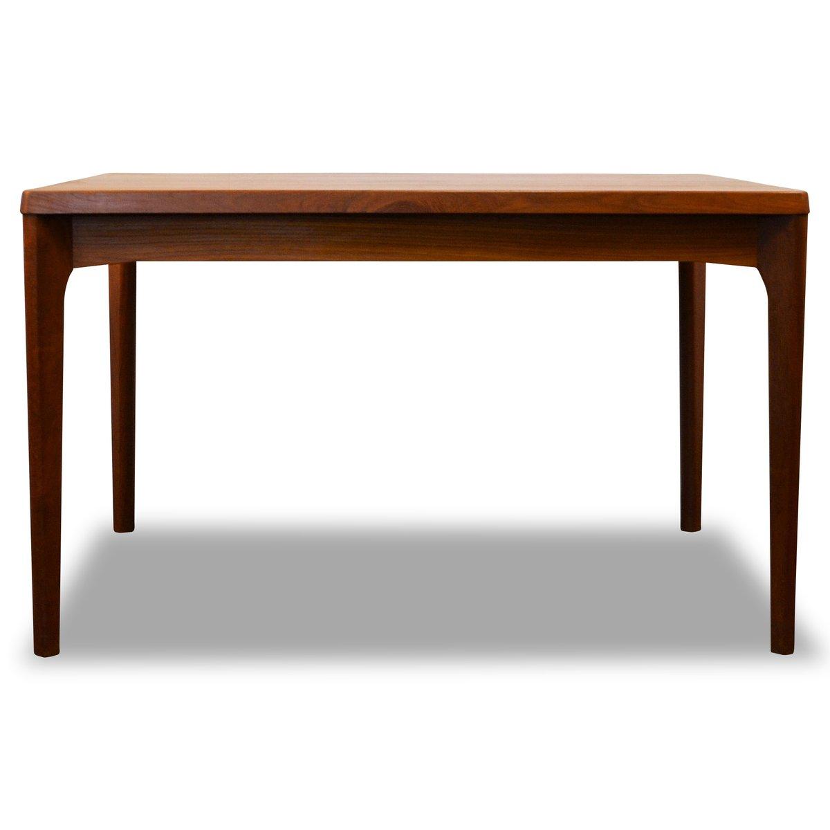 Danish Teak Extendable Dining Table by Henning Kjaernulf  : danish teak extendable dining table by henning kjaernulf for vejle stole mobelfabrik 1960s 14 from www.pamono.co.uk size 1200 x 1200 jpeg 40kB