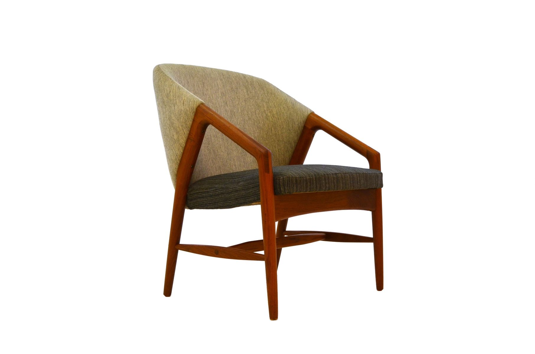 Mid Century Danish Easy Chair 1960s For Sale At Pamono
