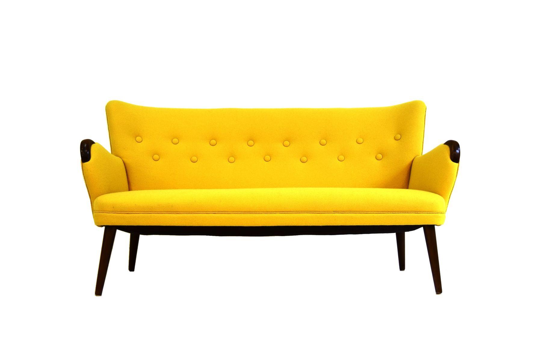 Mid Century Danish Sofa 1960s For Sale At Pamono