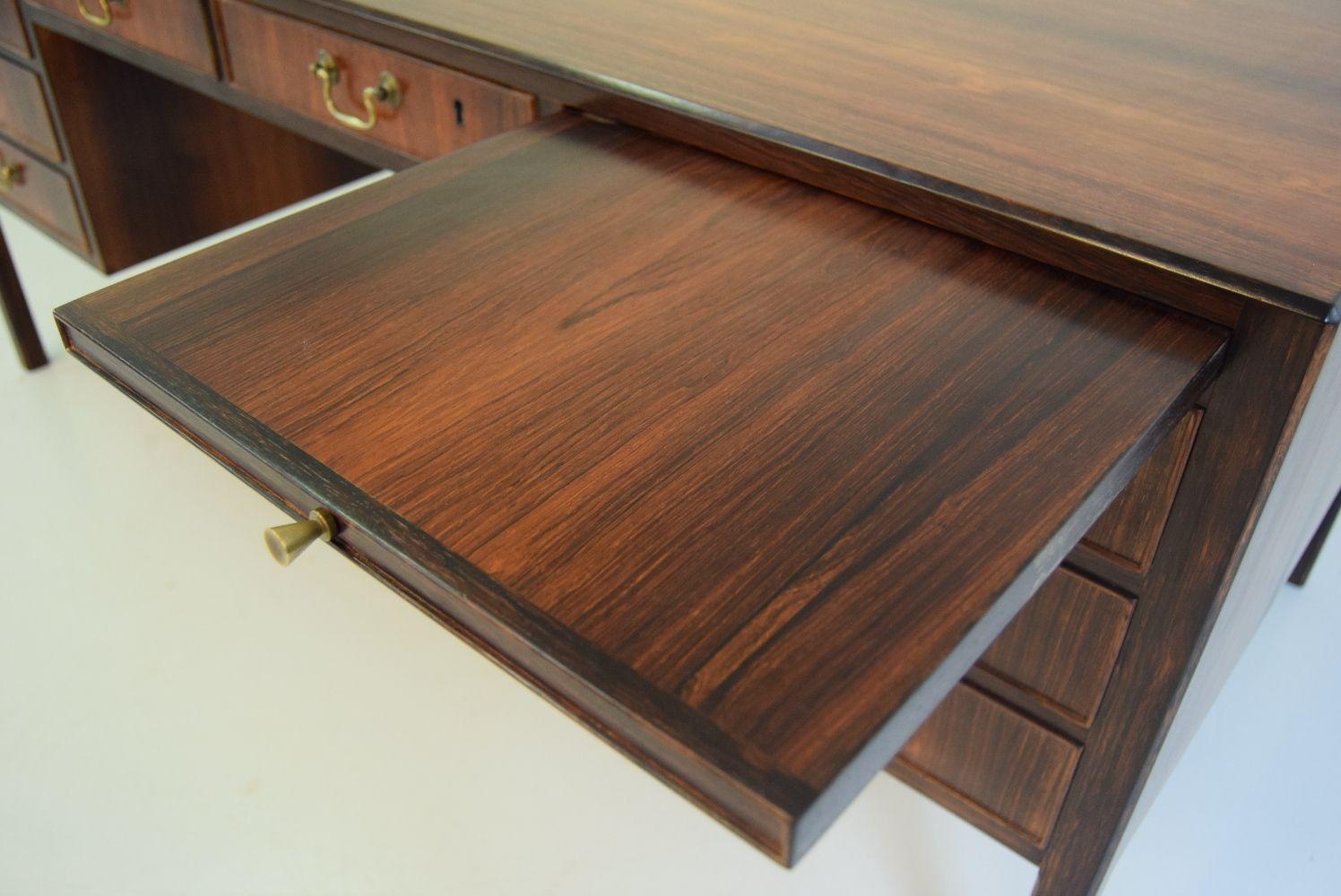 d nischer vintage schreibtisch von jacob kj r bei pamono kaufen. Black Bedroom Furniture Sets. Home Design Ideas