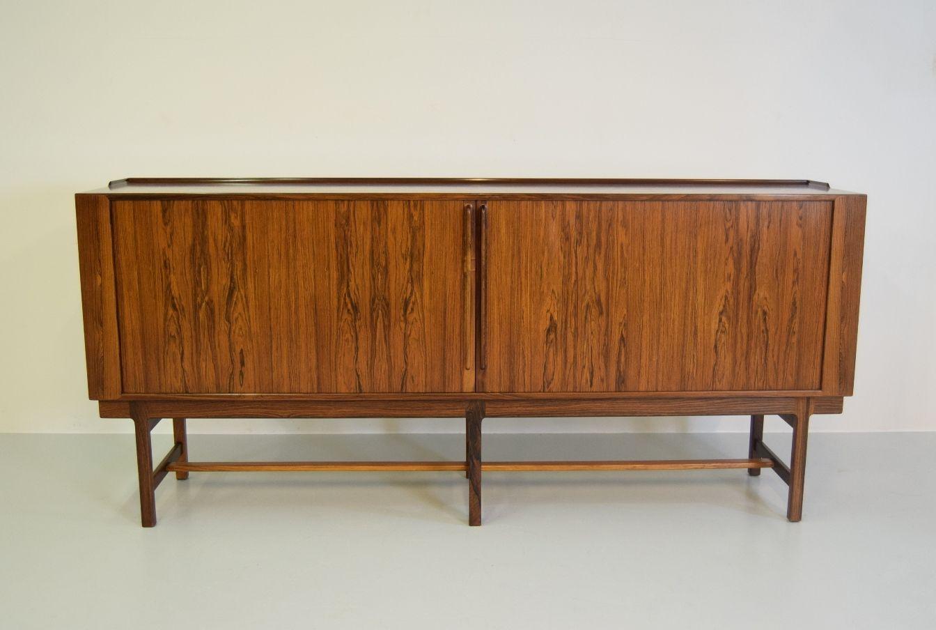 mid century sideboard by kurt stervig for kp m bler 1960s for sale at pamono. Black Bedroom Furniture Sets. Home Design Ideas