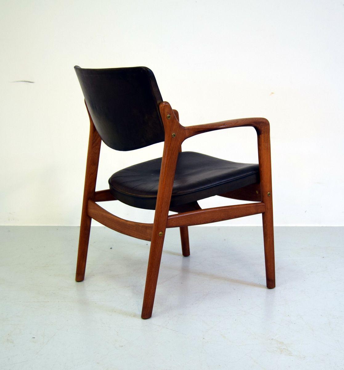 ideas century office on vouumcom - mid century office chair by erik kirkegaard for hng stolefabrik