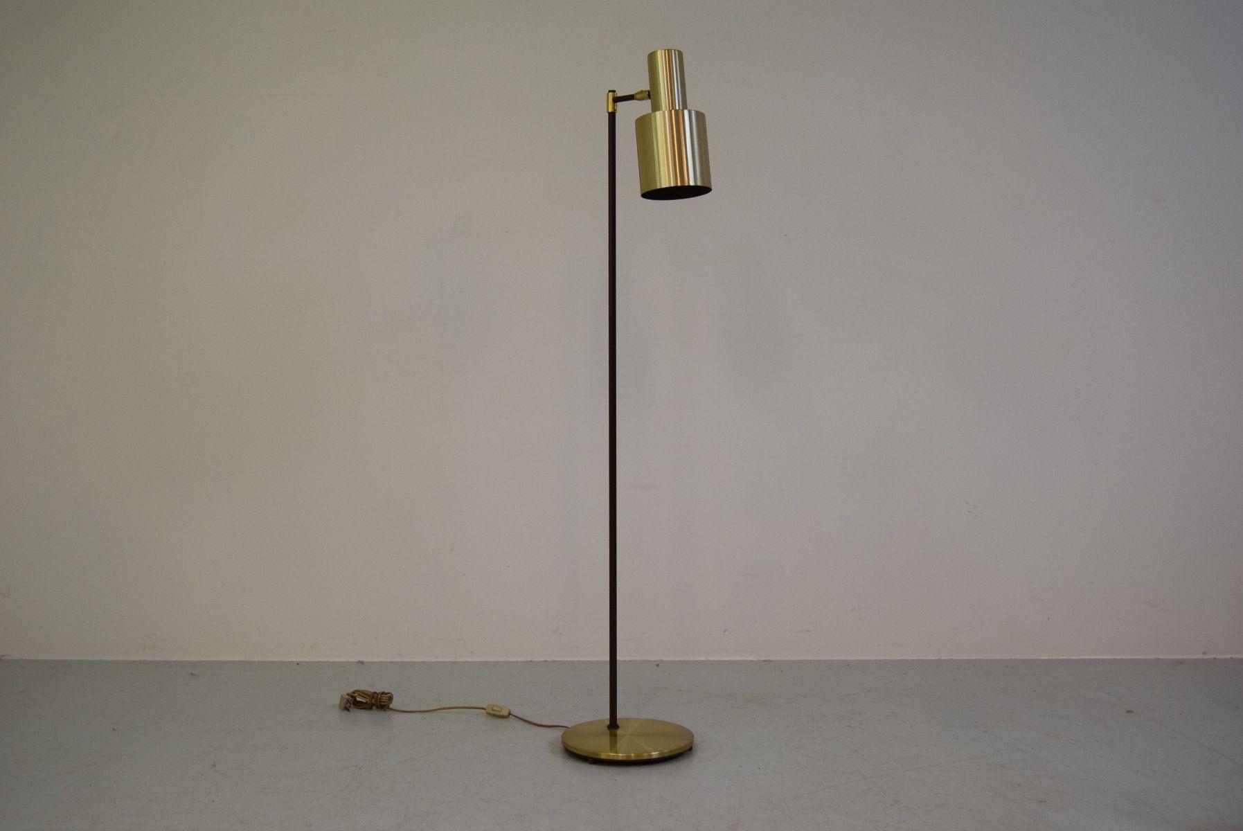 lampadaire studio par jo hammerborg pour fog m rup. Black Bedroom Furniture Sets. Home Design Ideas