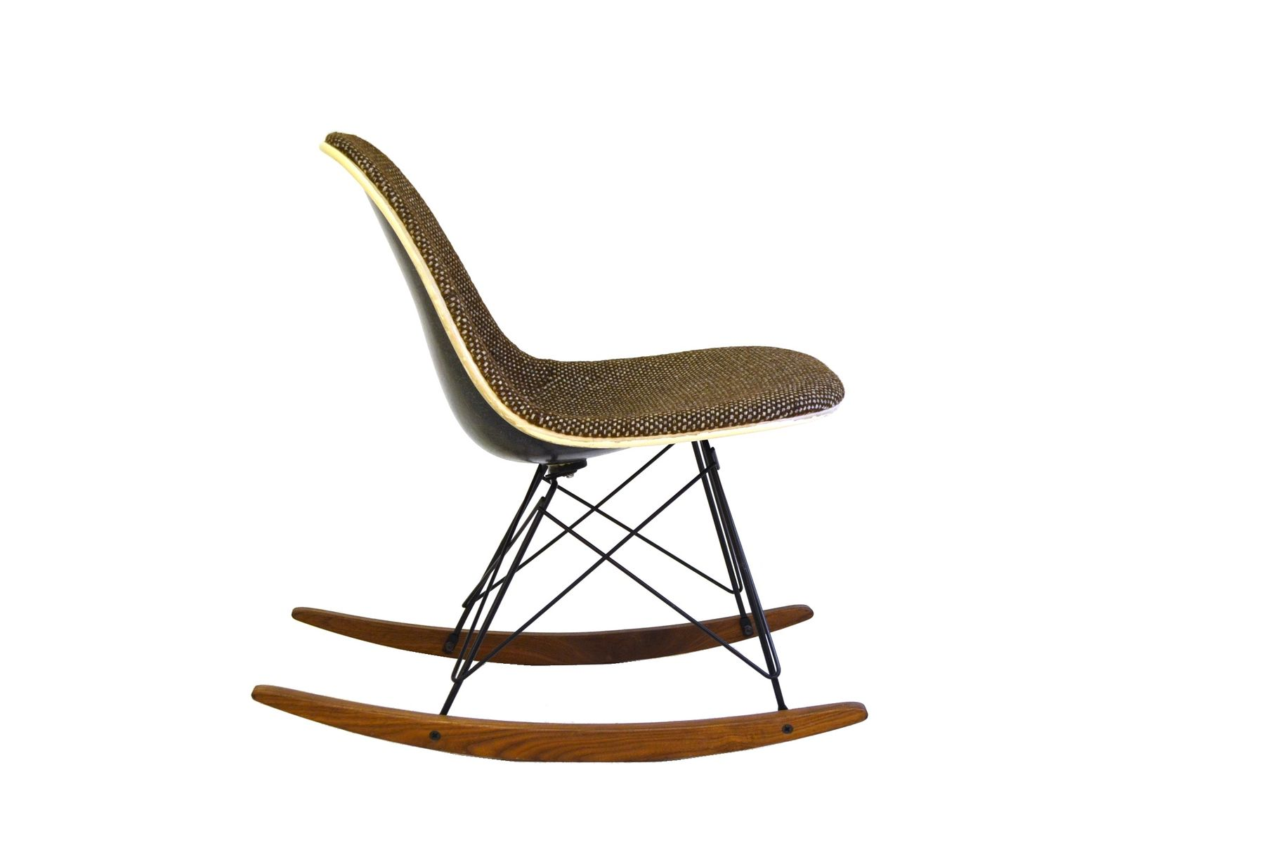 Rocking chair by charles eames for herman miller 1948 for sale at pamono - Rocking chair charles eames ...