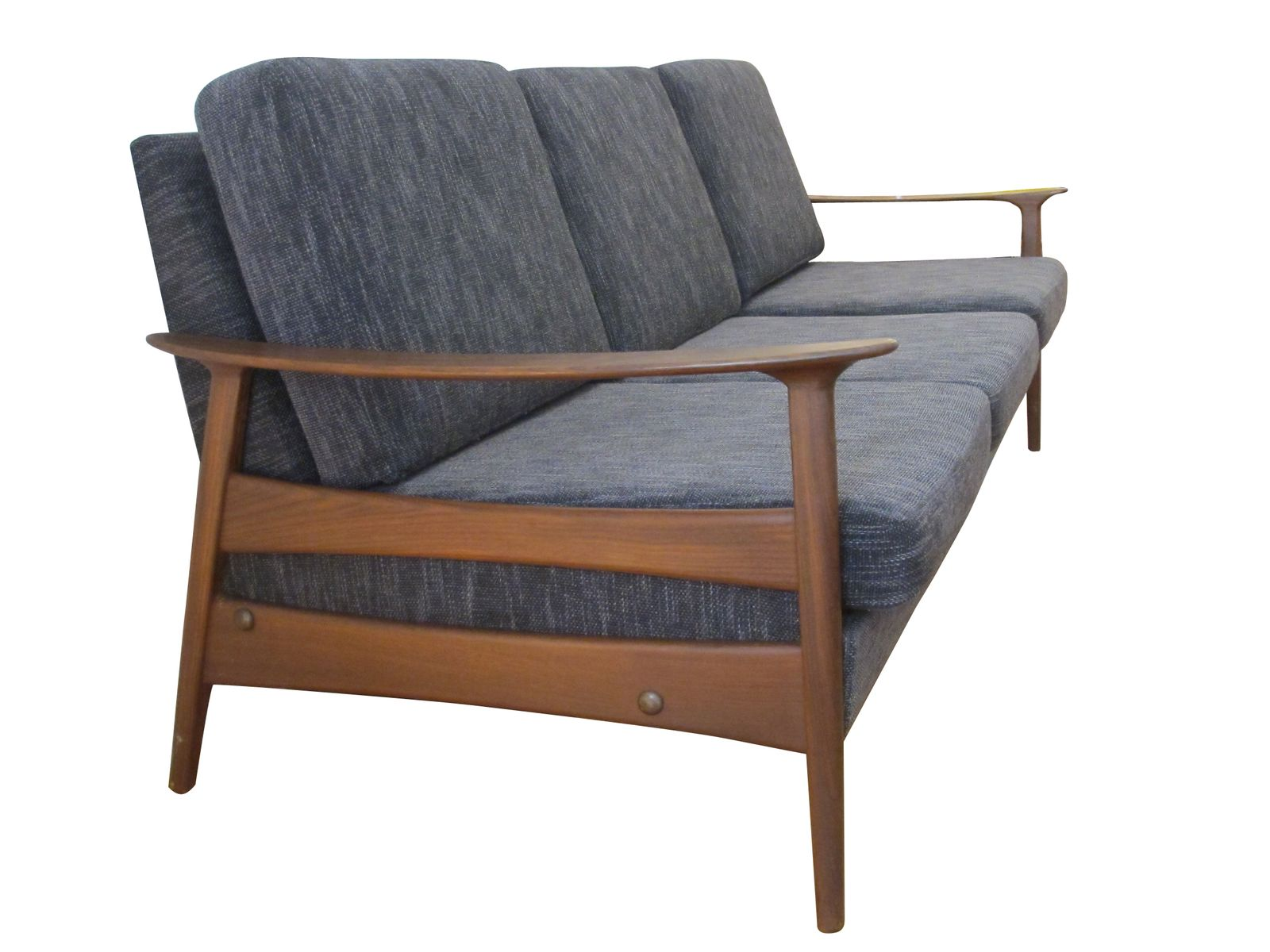 Scandinavian Style Teak Sofa 1960s For Sale At Pamono