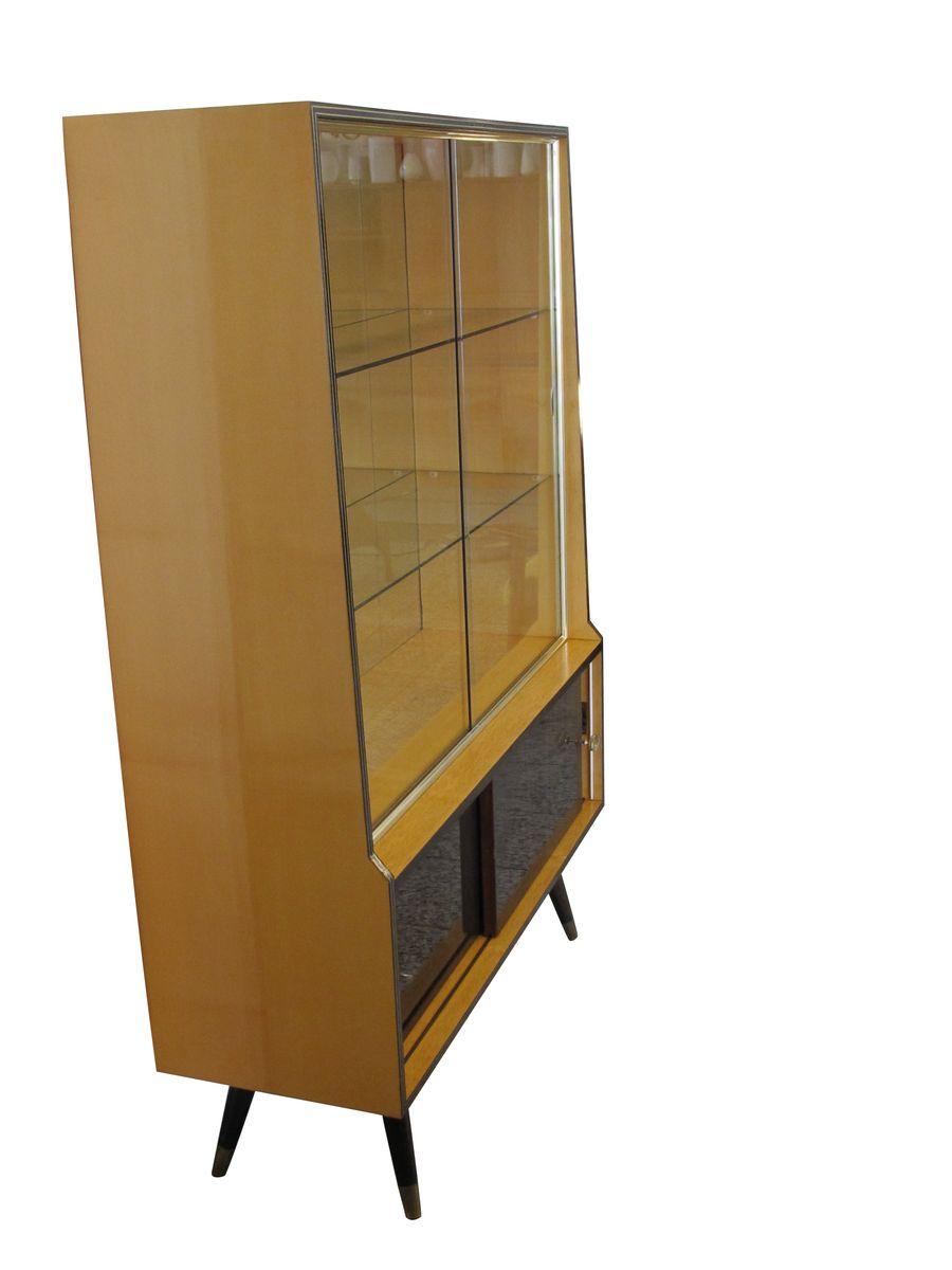 vintage wooden bar cabinet 1950s for sale at pamono. Black Bedroom Furniture Sets. Home Design Ideas