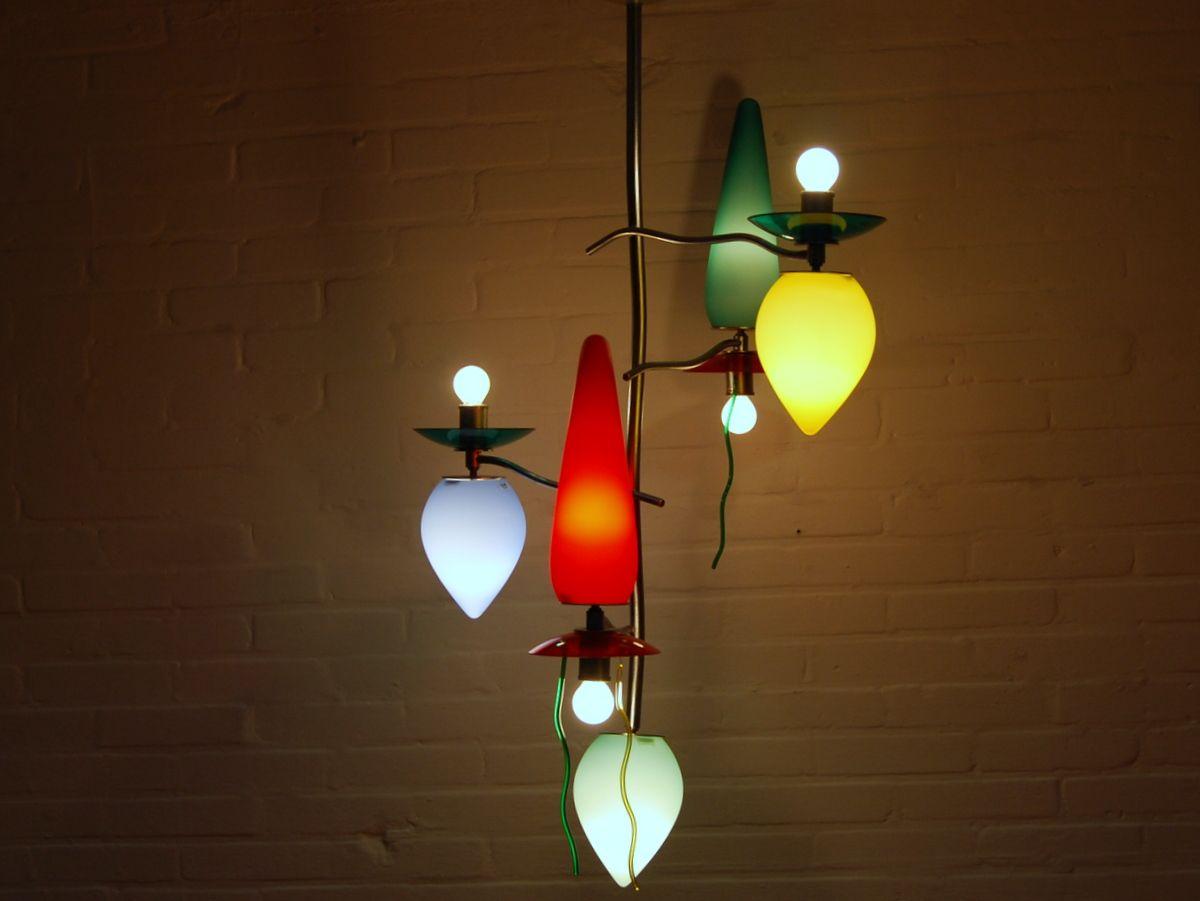 Giocasta Ceiling Light by Andrea Anastasio for Artemide for sale at Pamono -> Lampadario Artemide Giocasta