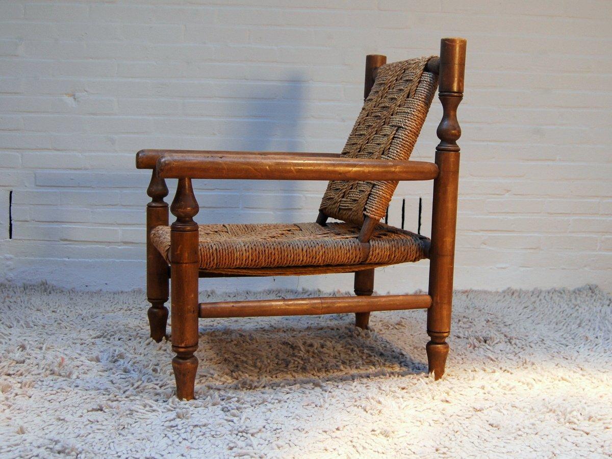 Vintage holl ndischer stuhl 1950er bei pamono kaufen for Stuhl design holland