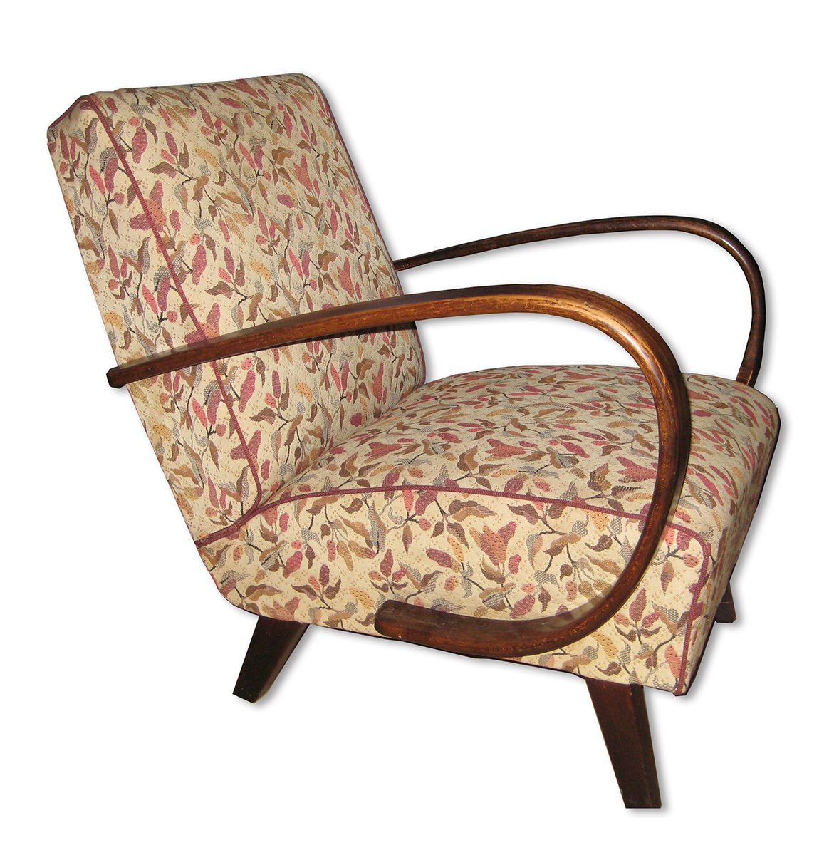 Lounge Chair By Jindrich Halabala For Up Zavody Brno